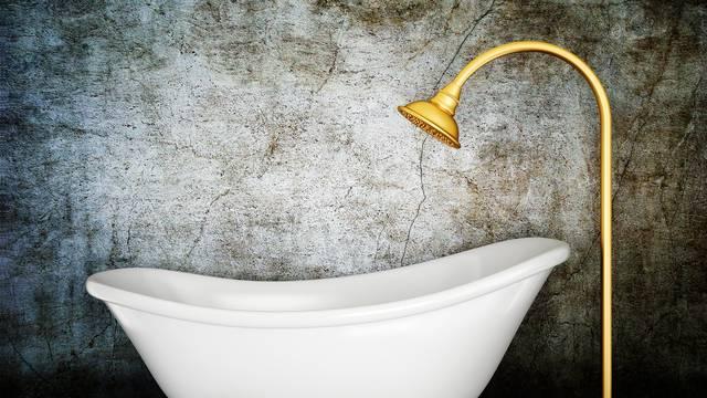 Zbog pogreške koju radite u kupaonici kada neće zablistati