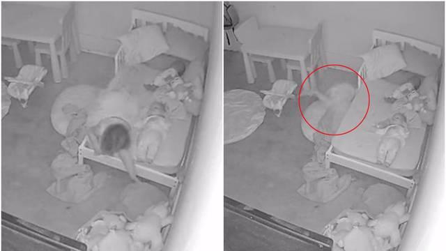 JEZIVI VIDEO: Nešto mi je kćer povuklo ispod kreveta! Nema šanse da se sama tamo zavukla