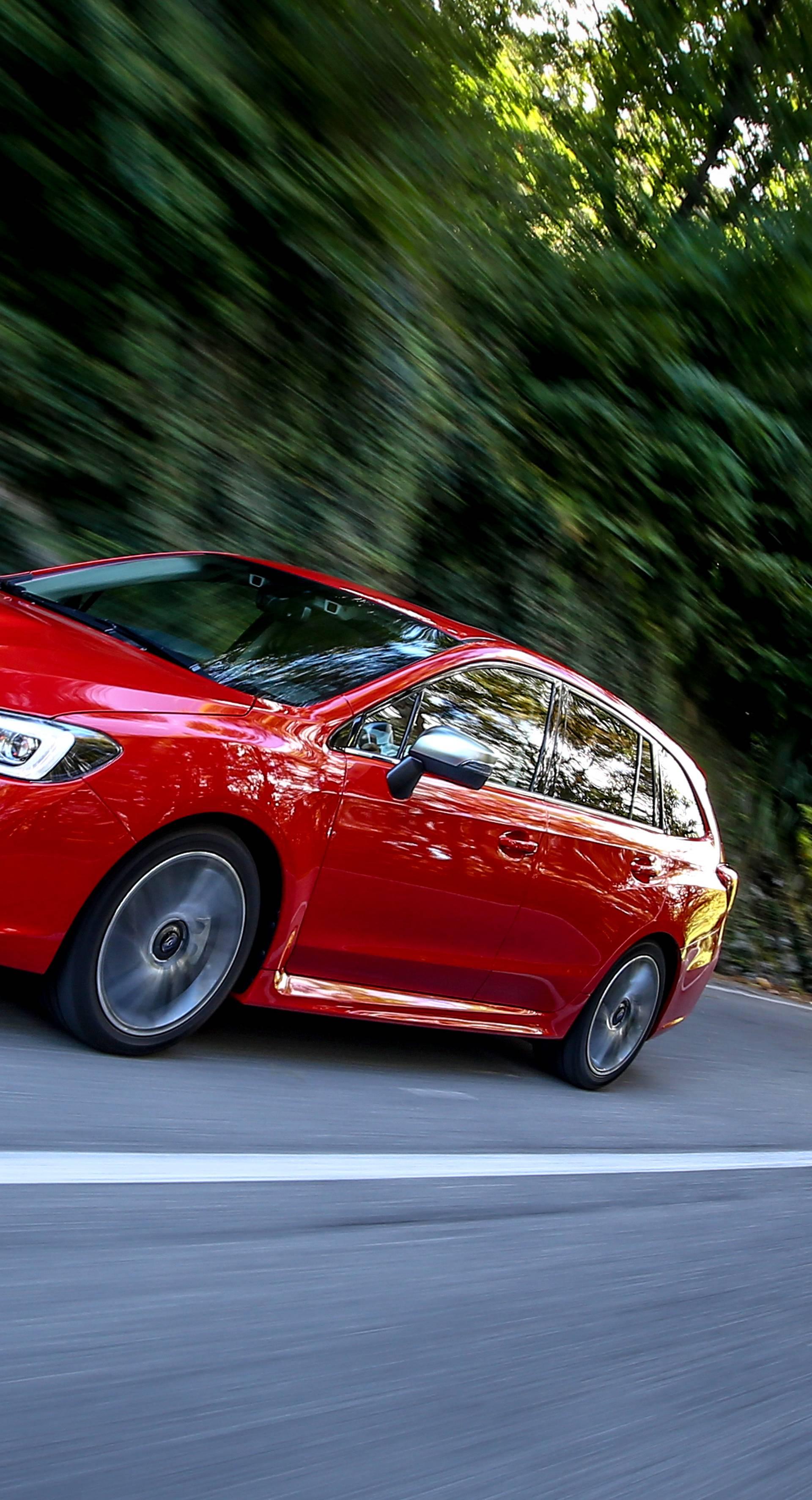 Napredak u sigurnosti: Vozili smo obnovljeni Subaru Levorg