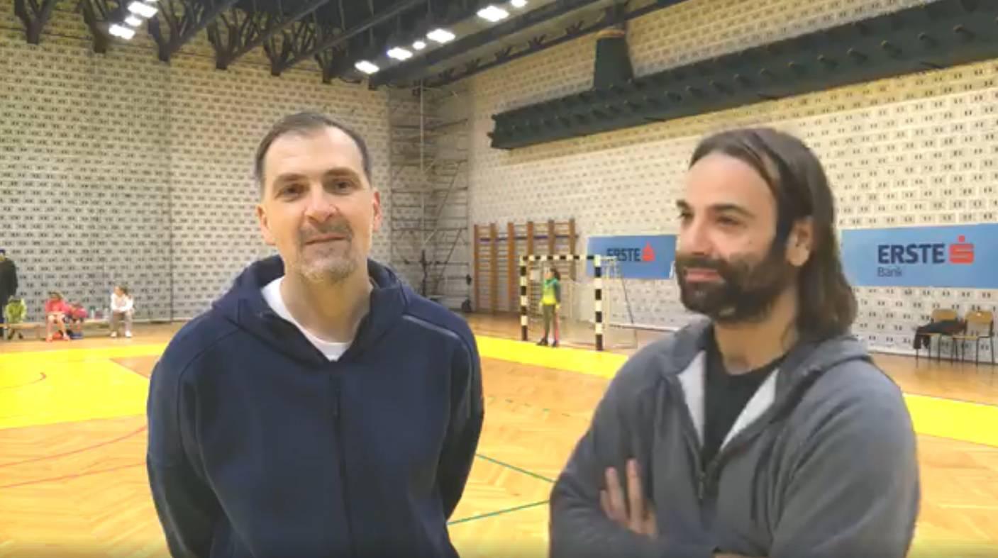 Zlatni velikani Balić i Metličić: 'Pronašli smo naše nasljednike'