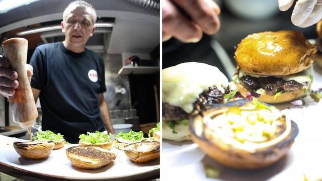 Novi burgeraj u Sigetu: Burgeri se jedu 's nogu' kao na festivalu