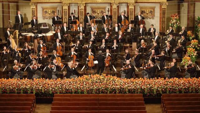 Bečki novogodišnji koncert bez publike, uz virtualni pljesak...