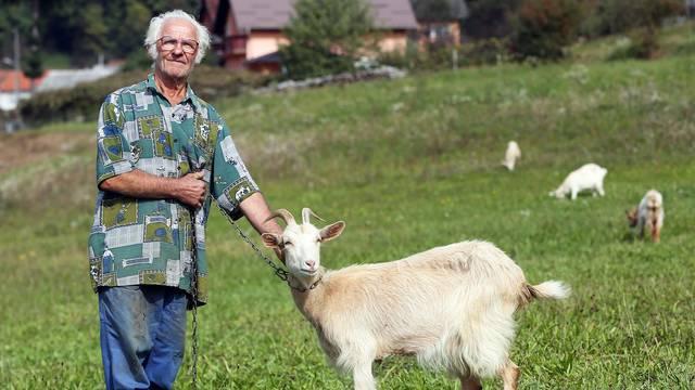 Rastaje se teška srca: Moje koze trebaju dom, pomozite mi