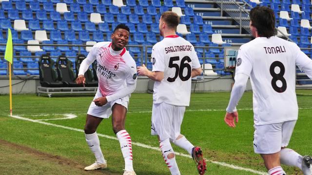 Serie A - U.S. Sassuolo v AC Milan