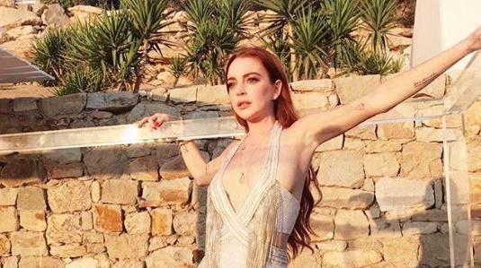 Lindsay Lohan sukobila se sa izbjeglicama: Dobila šaku u lice