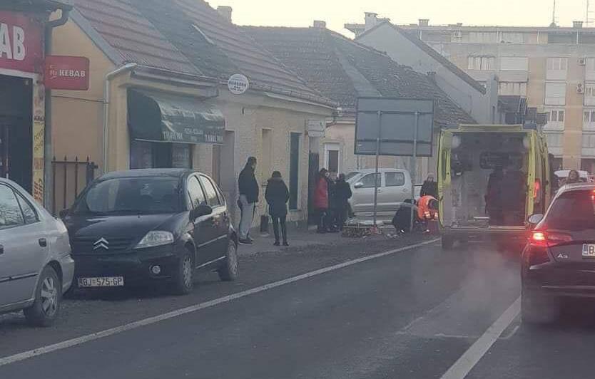 Teška nesreća u Bjelovaru: Na pješačkom pokosio dvoje djece