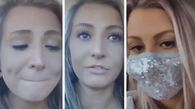 Odbijala nositi masku sve dok nije izgubila tri člana obitelji
