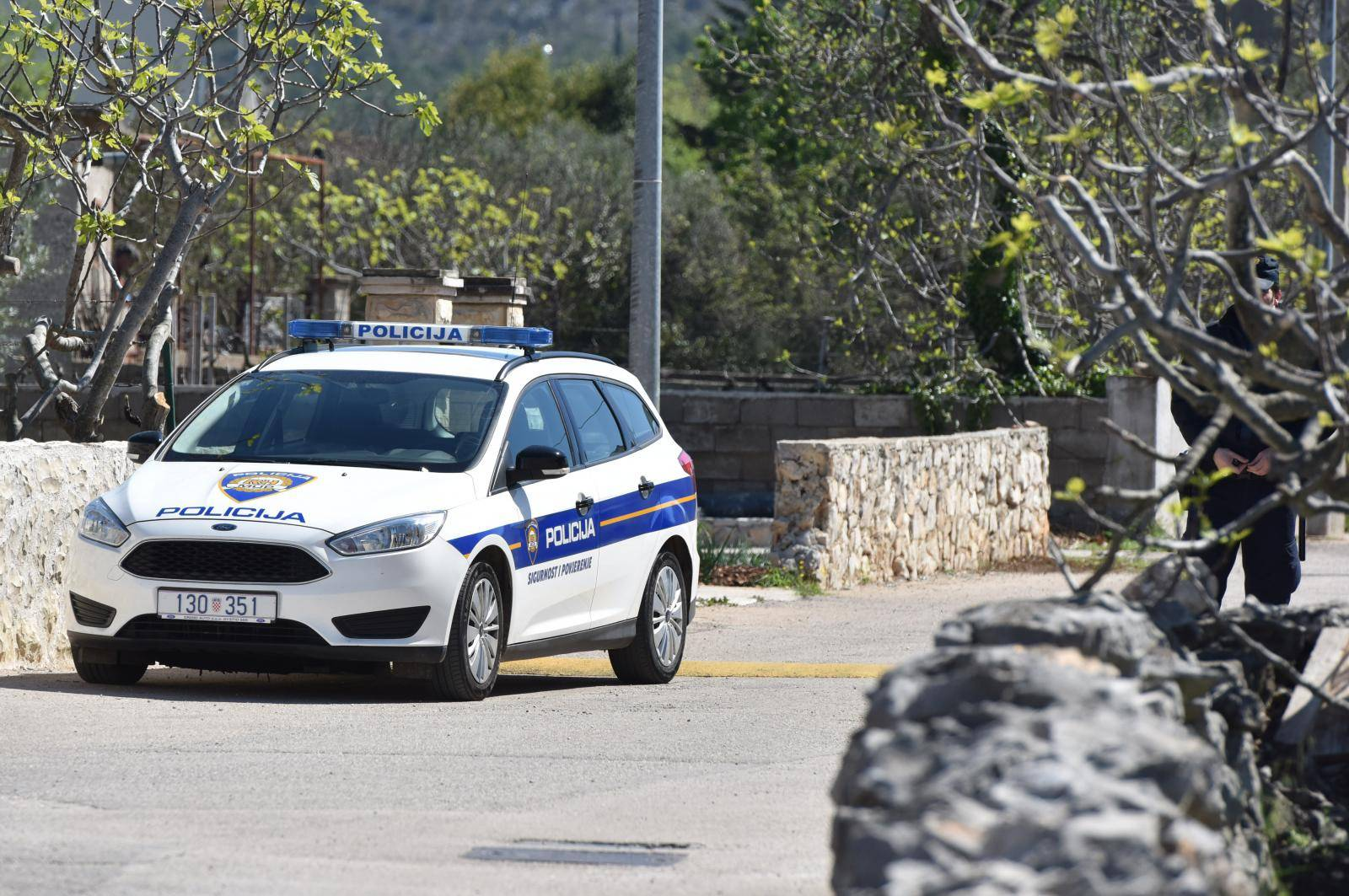 U mjestu Bilice kod Šibenika nakon eksplozije u graraži ozlijeðen muškarac