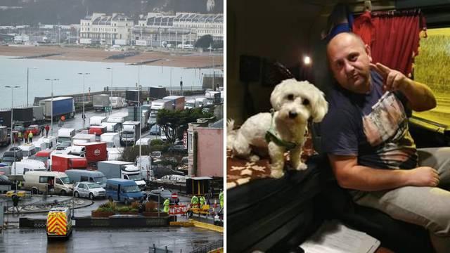 Hrvat zapeo u Engleskoj: 'Na aerodromu je 7000 kamiona, a po ulicama je bilo incidenata...'
