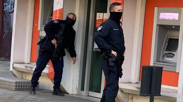 Nakon mjesec dana uhvatili pljačkaša banke u Španskom: Isti dan opljačkao je i Finu