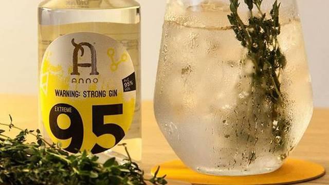 Ovo je najjači gin na svijetu: Ima čak 95 posto alkohola