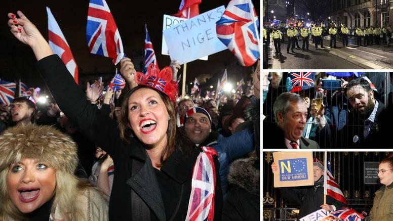 Velika Britanija više nije u EU: Zbogom, i da Bog čuva kraljicu