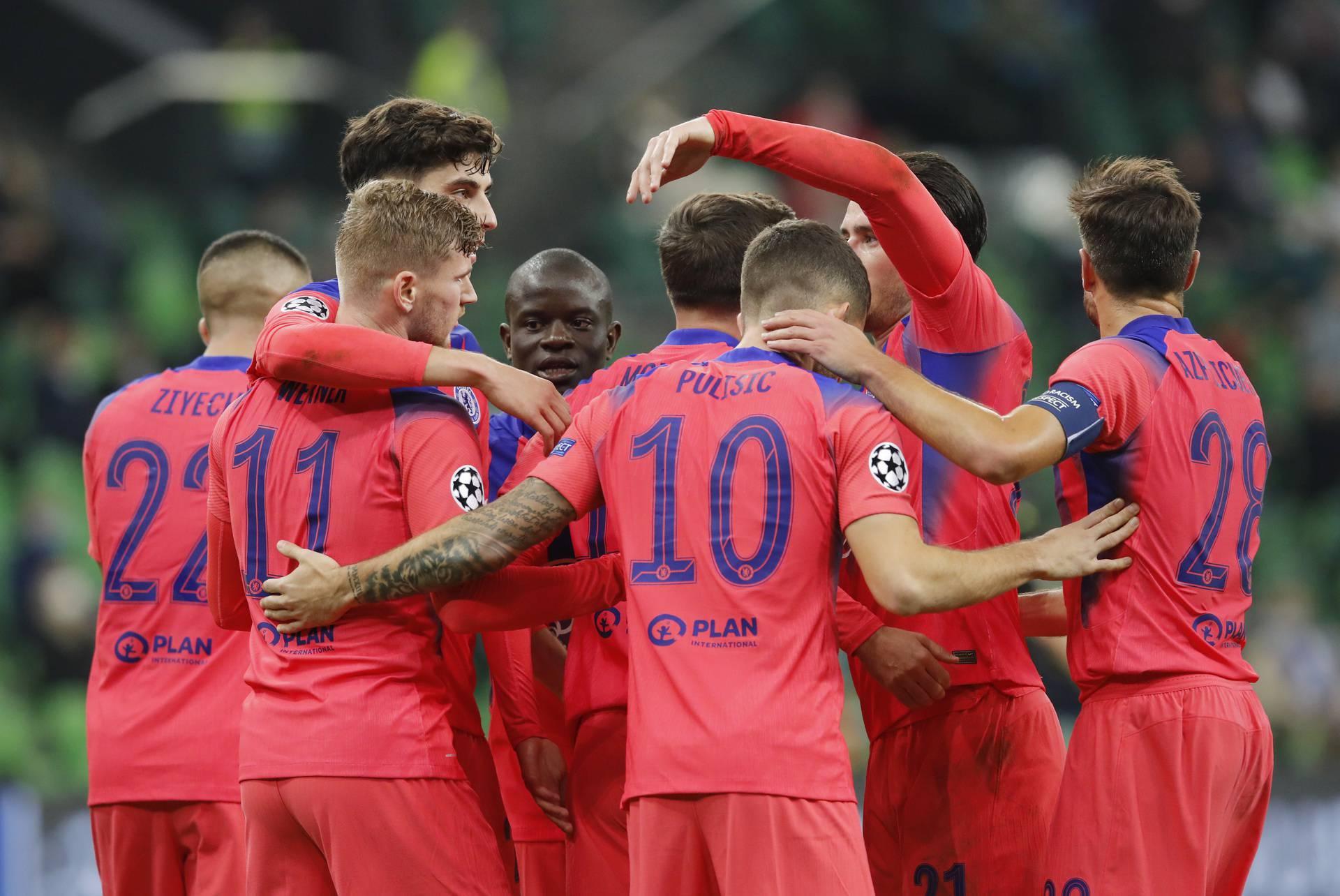 Champions League - Group E - FC Krasnodar v Chelsea