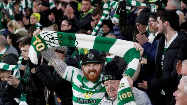 Europa League - Group E - Celtic v Lazio