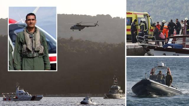 Pilot Marin Klarin poginuo je u padu helikoptera kod Šibenika