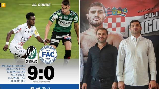 Skandal u Austriji! Ried zabijao dok nije ušao u prvu ligu, Hrgin menadžer bijesan: Kakva farsa!