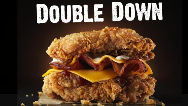 Isprobali smo Double Down sendvič o kojem se priča!