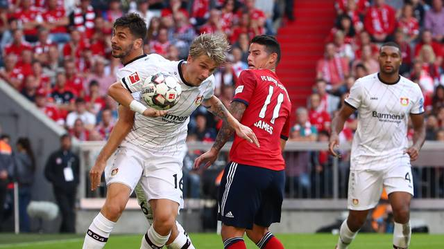 Bundesliga - Bayern Munich vs Bayer Leverkusen