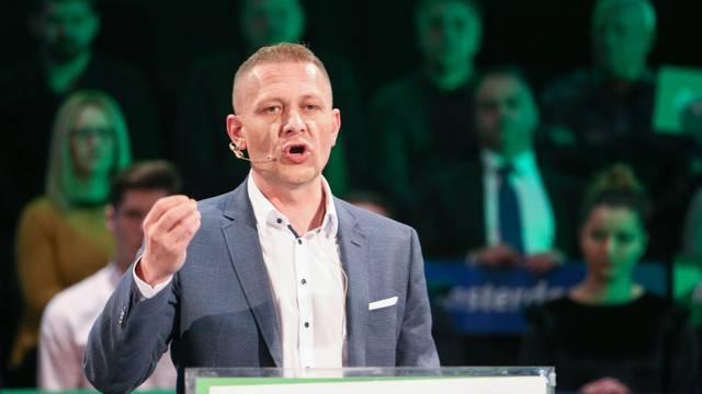 Zagreb: Predstavljanje kandidata Amsterdamske koalicije za EU izbore