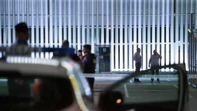Zagreb: Zaštitari u pucnjavi spriječili pljačku blindiranog vozila FINA-e