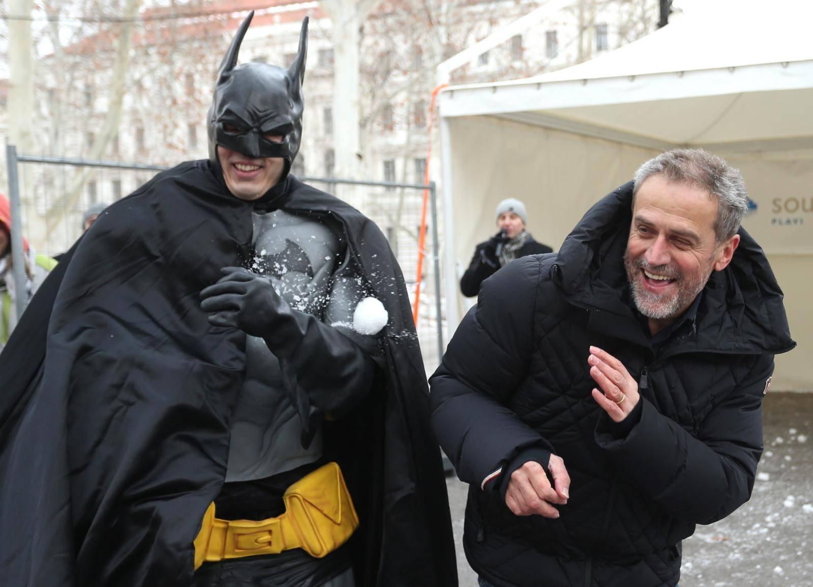 Batman se vraća: Bandić je šef zagrebačkog kriznog stožera