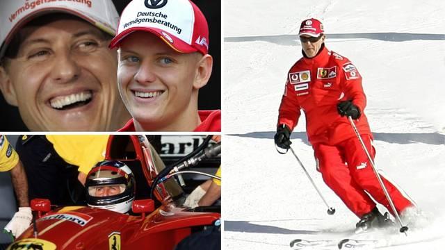 Sedam godina od Schumijeve nesreće: Kažu da je svjestan svega, sin će mu nastupati u F1