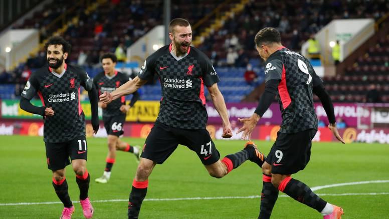 Liverpool nadomak Lige prvaka