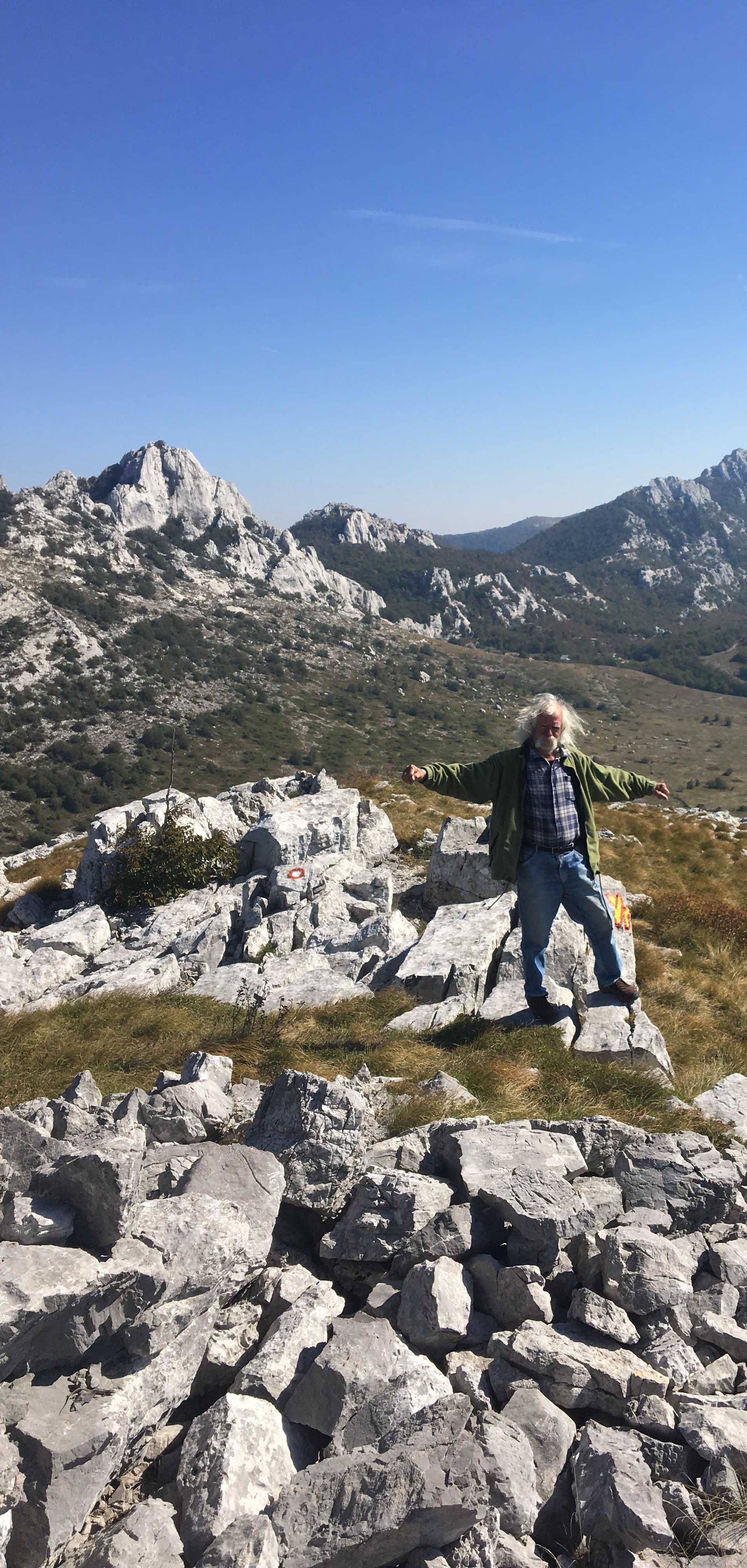 Umro je legendarni Vladimir Prpić: Velebit je znao u dušu