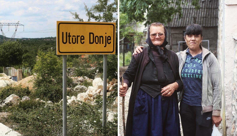Bake iz Donjih i Gornjih Utora u Zagori: 'Nećete nas čipirati!'