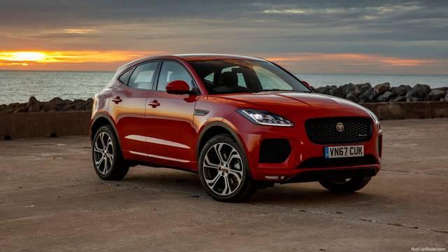 Nevjerojatna prilika: Osvojite luksuzni SUV Jaguar E-Pace!