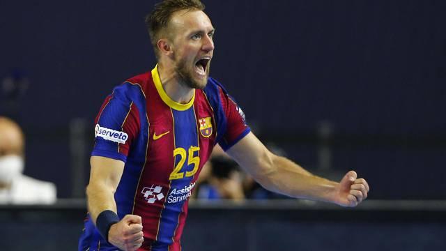 EHF FINAL4 Men 2021 - Final - FC Barcelona Handbol v Aalborg Handbold