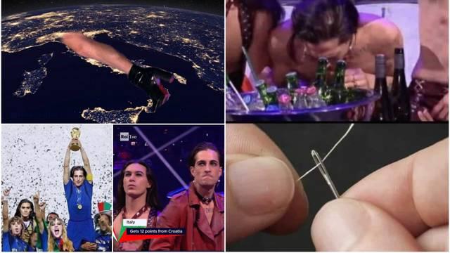 Internet je prepun memova o Talijanima i Eurosongu, a bend ruši sve rekorde popularnosti