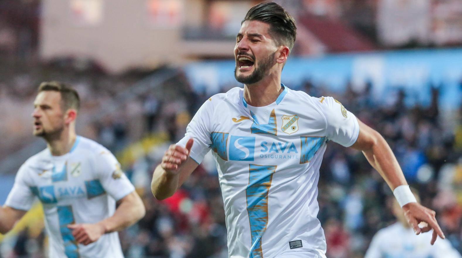 Rijeka i Dinamo sastali se u četvrtfinalu hrvatskog nogometnog kupa