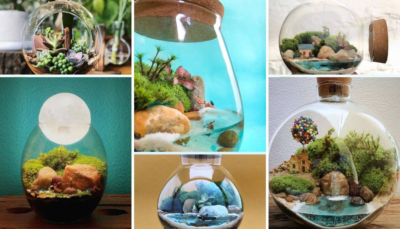 Najljepši mini vrt koji ste ikad vidjeli stvaraju dvije prijateljice