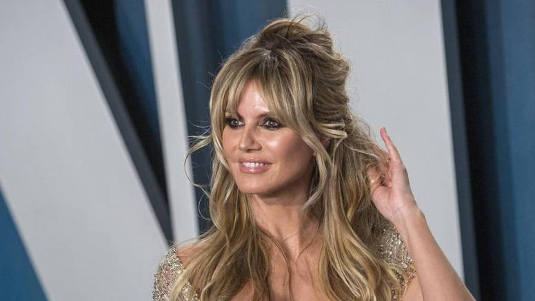 Heidi Klum nema korona virus: Imala sam samo jaču prehladu