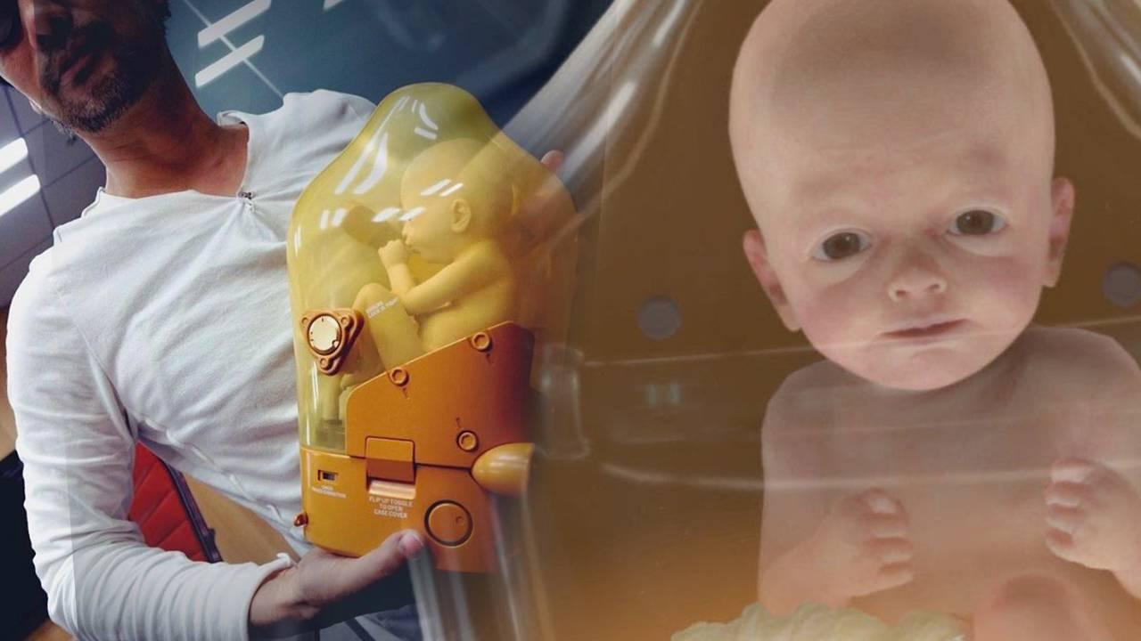 """Jeziva beba iz nove PS4 igre """"priča"""" s vama kroz zvučnik"""