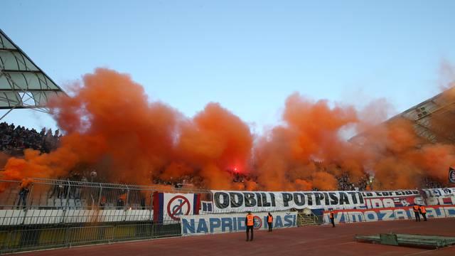 Protiv Brondbyja s navijačima! Hajduk zatvara tek jedan ulaz