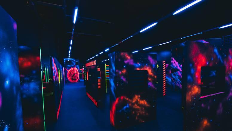 Karting Arena Zagreb otvorila svemirsku laser tag arenu