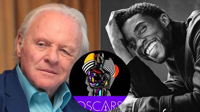 Najveće iznenađenje Oscara: Chadwick Boseman ostao bez kipića, a Hopkins nije ni došao