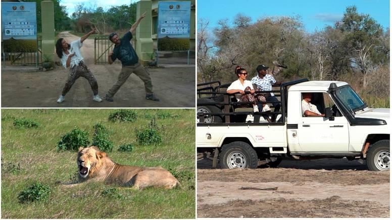 Spavali smo u bordelu, babuni su nam ukrali svu hranu, a zbog jedne fotke lav je krenuo na nas