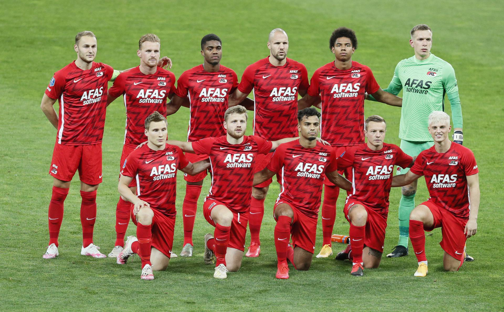 Champions League - Third Qualifying Round - Dynamo Kyiv v AZ Alkmaar