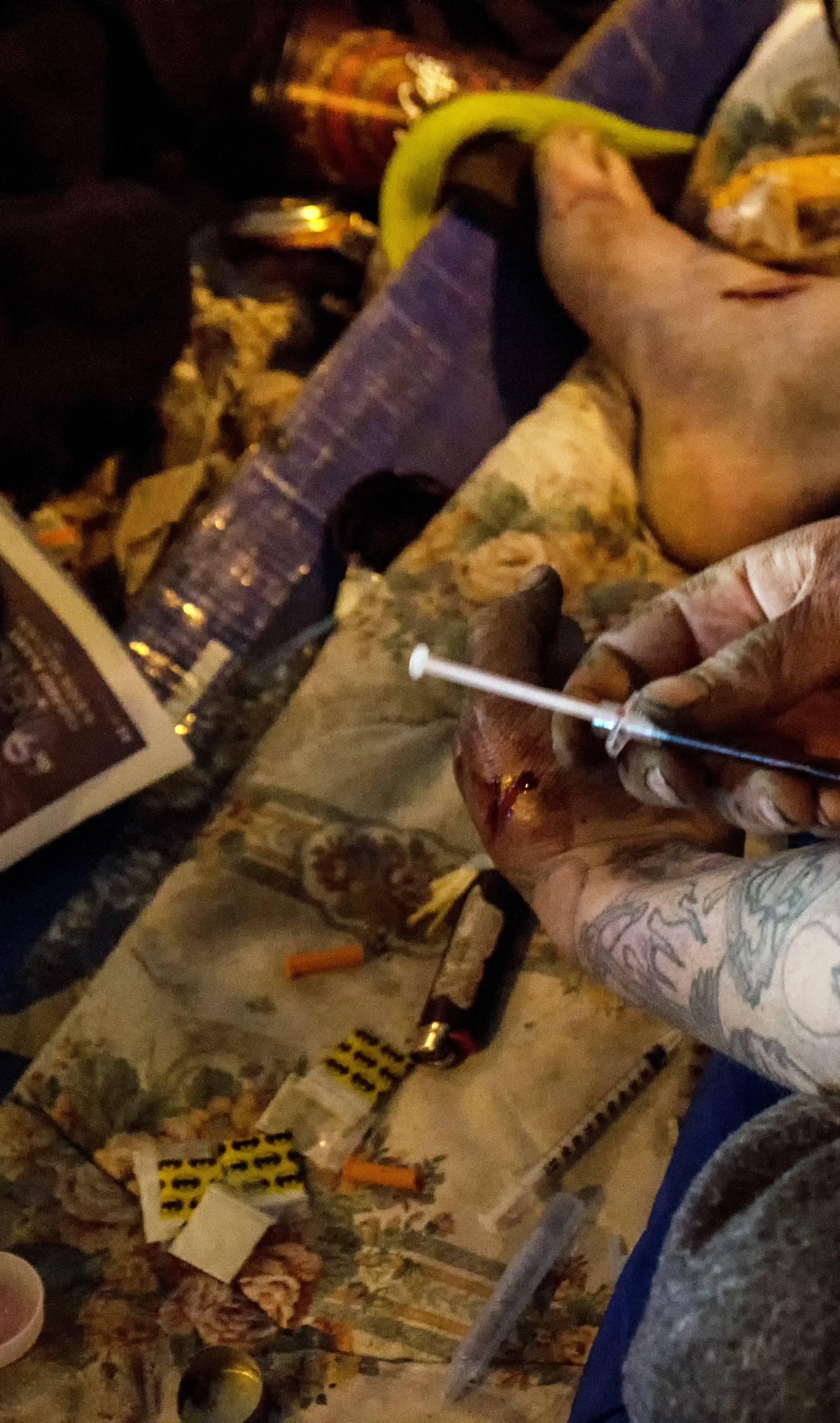 Najstariji hrvatski ovisnik ima 84 godine, najviše droge u Istri
