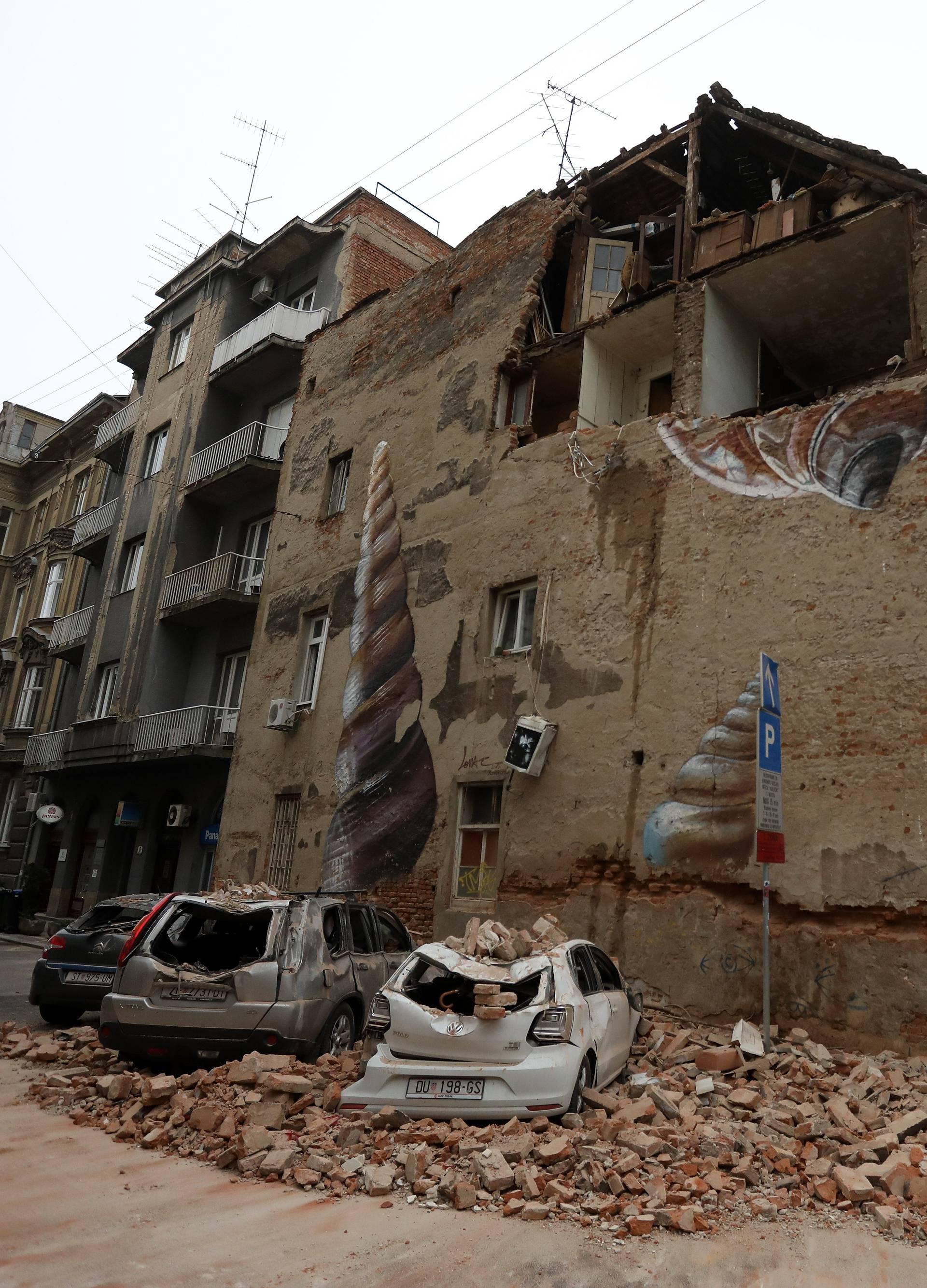 Plenković: Stiže 88,9 milijuna € za obnovu Zagreba od potresa