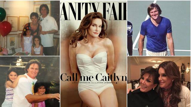 'Svaki muškarac poželio je biti Bruce Jenner': Kćeri ga ulovile u haljini sa šminkom i štiklama...