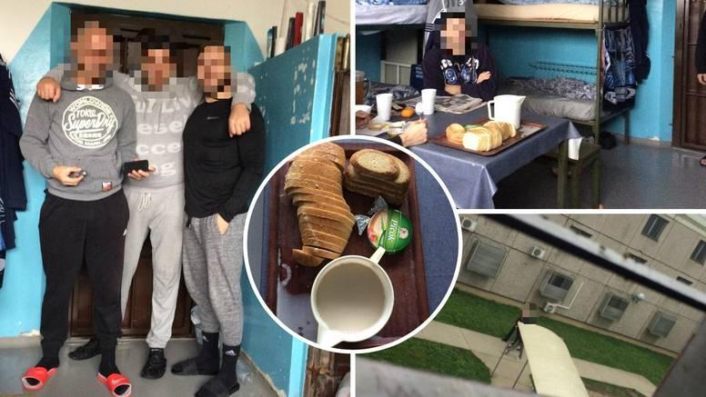 Život iza rešetaka: Zatvorenici snimali kako se provode u ćeliji