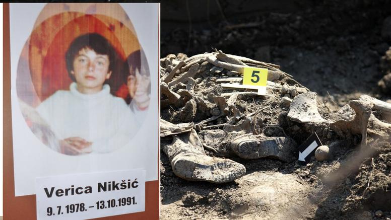 Verica je imala samo 13 godina, najmlađa je žrtva četničkog pokolja u selu blizu Gospića