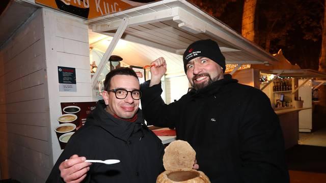 Vjerovali ili ne, na Adventu u Zagrebu ima i jela za - 350 kn!