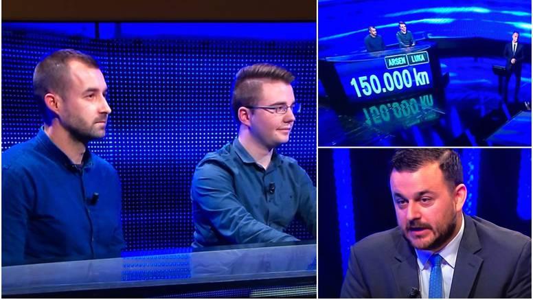 Dvojac o kojemu svi pričaju: Kotigi su 'oteli' 150.000 kuna