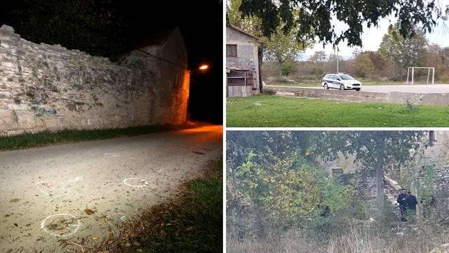 Mještani Kistanja: Ta bomba sigurno nije bila prije u baraci