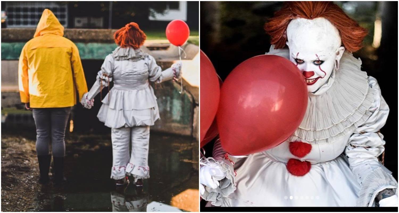 Za zajedničko maskiranje par je inspirirao popularan hororac